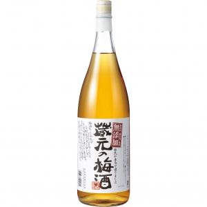 【5,000円以上送料無料】【ケース品】栄光 蔵元の梅酒 1800ml 14度 6本入り