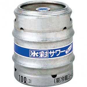 【5,000円以上送料無料】【ケース品】サッポロ 氷彩サワープレーン樽 10L