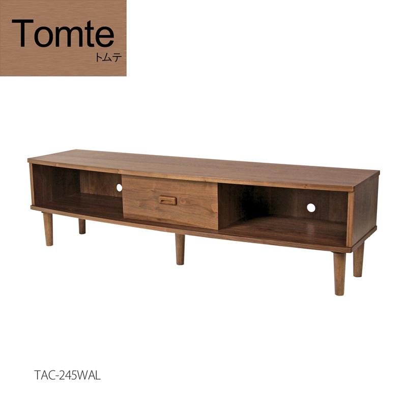 Tomte(トムテ) 「トムテ TVボードL」 ノルディックデザイン、北欧 テレビボード、ローボード