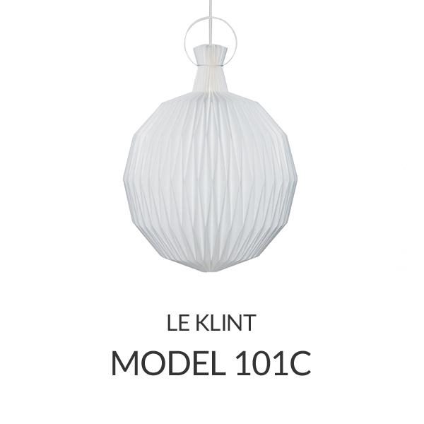 【正規品】LE KLINT(レ・クリント)「Pendants 101C」[φ34 x H44(cm)]北欧デザインライト、北欧インテリア ペンダントライト 照明 レクリント 【送料無料】