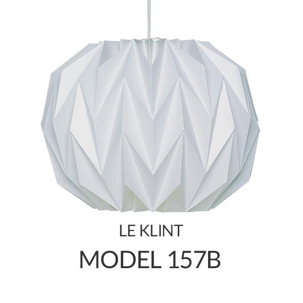 【正規品】LE KLINT(レ・クリント)「Pendants 157B」[φ44 x H33(cm)]北欧デザインライト、北欧インテリア、北欧照明 ペンダントライト レクリント 【送料無料】