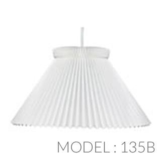 【正規品】LE KLINT(レ・クリント)「Pendants 135B」[φ55 x S35(cm)]北欧デザインライト、北欧インテリア、北欧照明 ペンダントライト レクリント 【送料無料】
