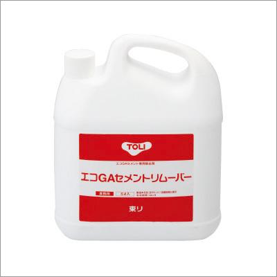 東リ エコGAセメント用除去剤 「エコGAセメントリムーバー」 5L 2本セット