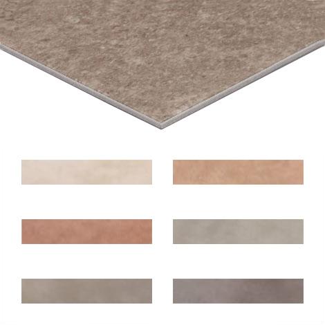 タジマ 複層ビニル床タイル 「マティル Pサイズ」 76.2×304.8 【厚3mm】 88枚セット