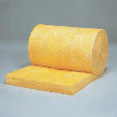 グラスウール(ロール) 吸音・遮音補強・断熱材 密度24K(GW24) [厚さ100mm×910mm×11m] (1ケース/1本入) 旭ファイバーグラス製 グラスウール/グラスロンウール