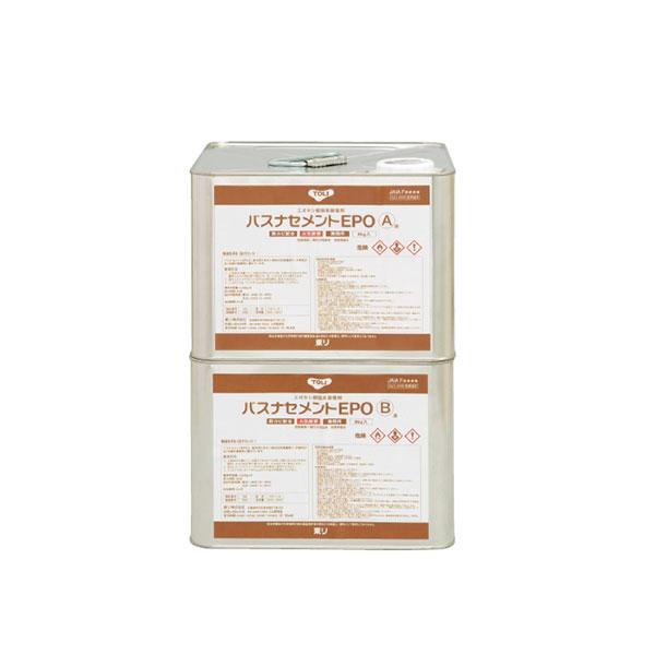 東リ製品専用接着剤 「バスナセメントEPO」 (大)A液B液セット 16kg