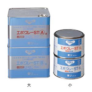 東リ製品専用接着剤 「エポグレーST」 (大)A液B液セット 16kg