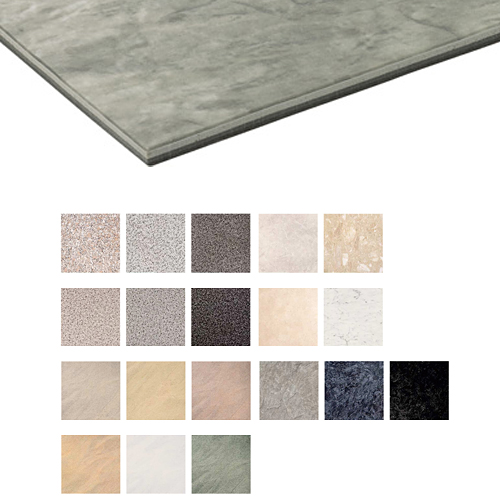 Yamayuu One Set Of Toli Double Layers Vinyl Floor Tile Ft Light