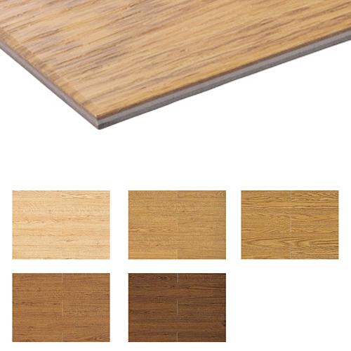 東リ 複層ビニル床タイルFT 「ライトウッド」(1) 100×900×3.0mm厚 1セット(30枚)