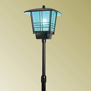タカショー 和風100Vライト 「庭園灯(スタンド型46) LEDタイプ」 <電球 : LED7.2W球> 趣のある庭園造りに♪