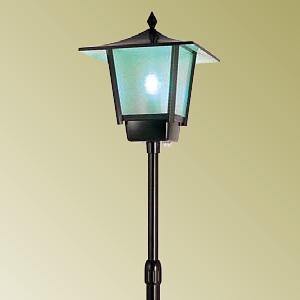 タカショー 和風100Vライト 「庭園灯(スタンド型62) LEDタイプ」 <電球 : LED7.2W球> 趣のある庭園造りに♪