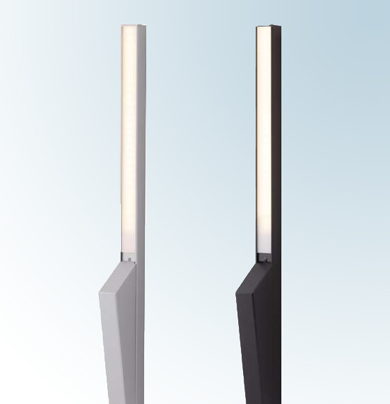 タカショー シンプルLEDライト 「スタイルポールライト 3型」 高さ734mm <LEDモジュール9.8W> 100Vライト