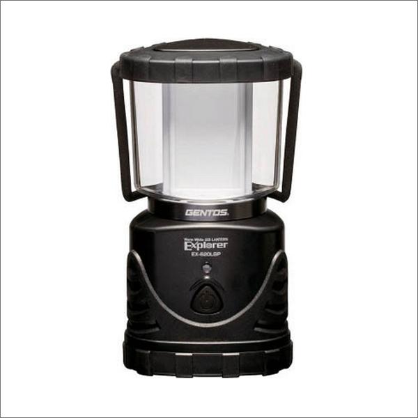LEDランタン「エクスプローラー」 EX-620LGP 暖色LED 防滴仕様 ハンガーフック付 ジェントス GENTOS