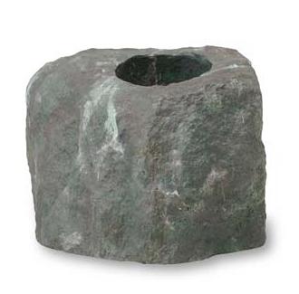 タカショー 人工石 「つくばい2号」 軽量なFRP製 屋内や坪庭に♪