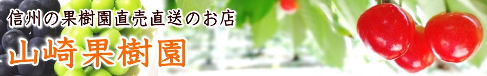 山崎果樹園:当店は信州の果樹園直売直送のお店です!