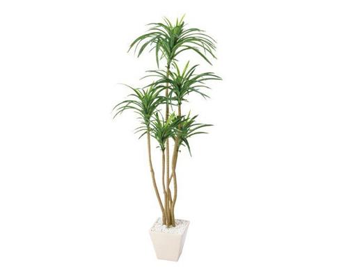 人工観葉植物  ユッカ (H120cm) 1台 人工樹木