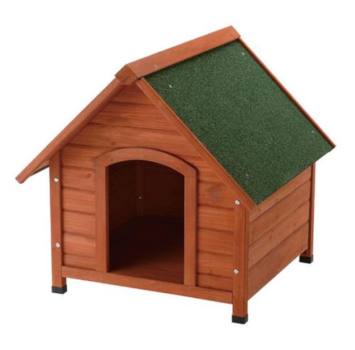 リッチェル 木製犬舎 700 超小型~中型犬用【ペット用品・ドッグハウス・愛犬用犬小屋・屋外・天然木製、doghouse、kennel】