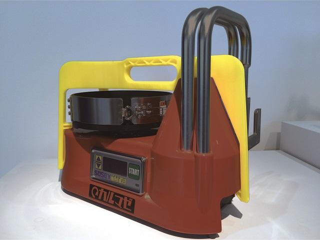 日本ソセー シーリング・コーキング材専用容器回転式攪拌機 カルマゼ 樹脂羽根2本付