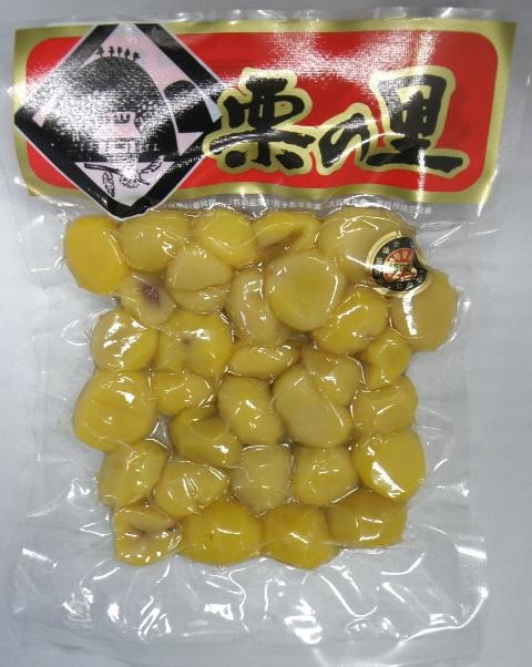 栗甘露煮170g (人気激安) 激安通販 袋入り くり かんろに 栗かんろに くり甘露煮