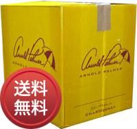 【送料無料】【選べる】【箱買い】 アーノルド・パーマー カベルネ・ソーヴィニヨン/シャルドネ カリフォルニア [1ケース(12本)/現行年] (正規品) Arnold Palmer Wines