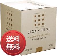 【送料無料】【箱買い】 ブロック・ナイン ピノ・ノワール