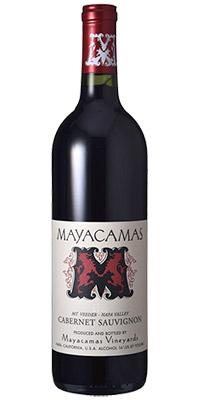マヤカマス カベルネ・ソーヴィニヨン マウント・ヴィーダー(ナパ・ヴァレー) [2010] (正規品) Mayacamas Cabernet Sauvignon Mount Veeder