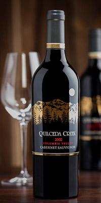 クイルシーダ(クイルセダ)・クリーク カベルネ・ソーヴィニヨン コロンビアヴァレー [2002] Quilceda Creek