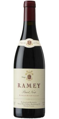 レイミー ピノ ノワール ルシアン リバー ヴァレー [2016] (正規品) Ramey Pinot Noir [赤ワイン][アメリカ][カリフォルニア][ソノマ][750ml]