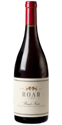 ロアー ピノ ノワール サンタ ルチア ハイランズ [2018] (正規品) Roar Pinot Noir [赤ワイン][アメリカ][カリフォルニア][モントレー][750ml]