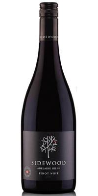 ≪元ショウ&スミスのレジェンド作≫●[24%OFF]  サイドウッド ピノ・ノワール アデレード・ヒルズ [2018] (正規品) Sidewood Pinot Noir