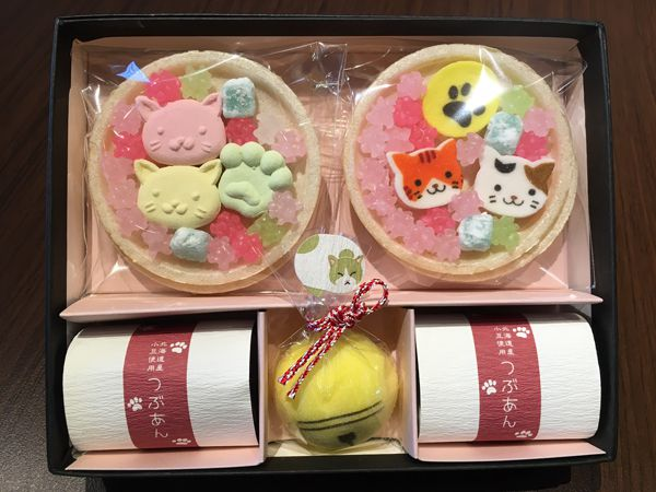 楽天市場】【和菓子】【もなか】ねこもにゃか【猫】【プレゼント】【ランキング1位獲得】:お菓子と猫の谷中堂