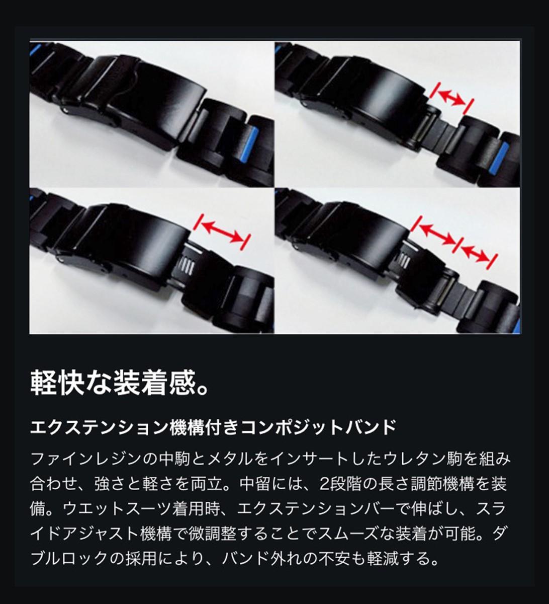 Casio G shock GWN-Q1000MC-1AJF Gulf master Quad-sensor signal solar mens watch composite band CASIO g-shock 10/28 released