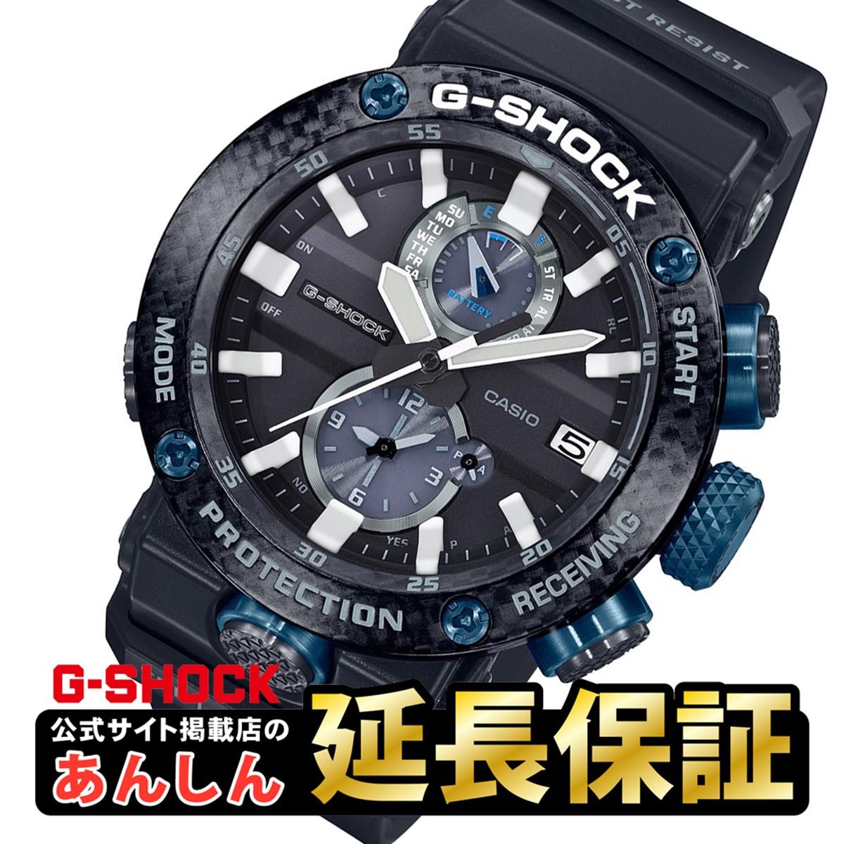 【クーポンでさらにお得!】カシオ Gショック GWR-B1000-1A1JF グラビティマスター カーボンコアガード構造 × Bluetooth搭載 電波ソーラー メンズ 腕時計 CASIO G-SHOCK マスターオブG 【0319】_10spl