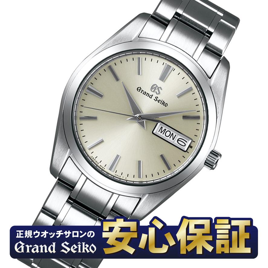 premium selection 4dc16 d34fe Grand SEIKO SBGT235 quartz 9F83 D date men watch SEIKO Grand Seiko  NLGS_10spl