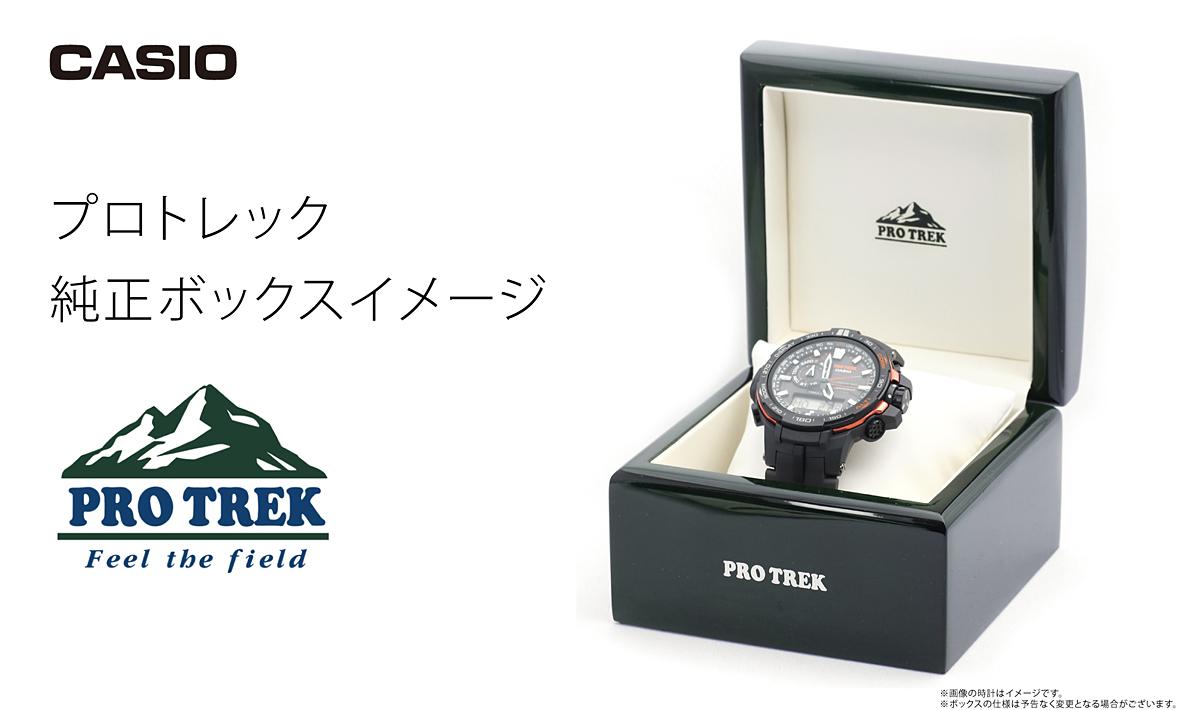 PRW-6100 YT-1 JF카시오프로트렉크 CASIO PRO TREK 전파 솔러 전파 시계 손목시계 멘즈아나데지타후소라