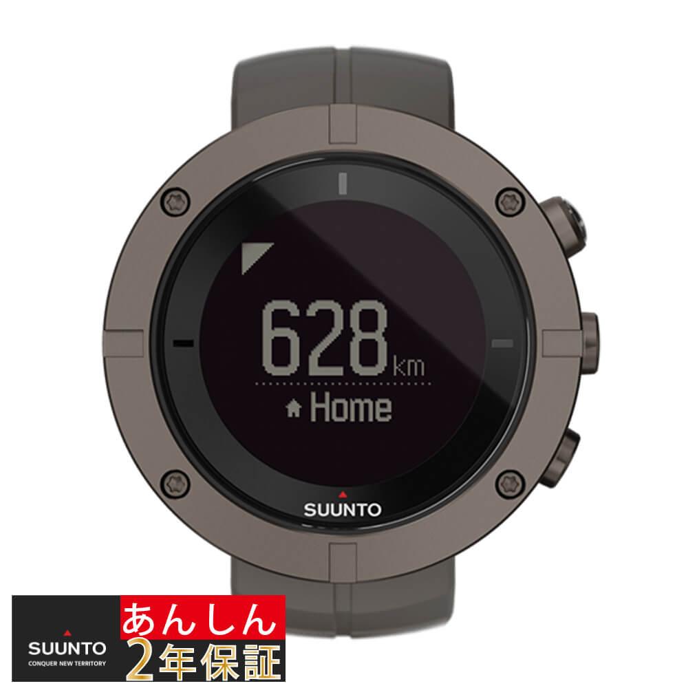 【ポイント最大42倍お買い物マラソン 4日20時から】【安心2年保証】スント SUUNTO KAILASH カイラッシュSLATE SS021239000 チタン スレート 腕時計 GPS Bluetooth ブルートゥース