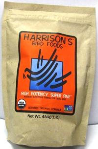 小型~中型の高エネルギーを必要とする鳥用です 別倉庫からの配送 《週末限定タイムセール》 HARRISON ハリソン ハイポテンシー スーパーファイン 極小粒 454g