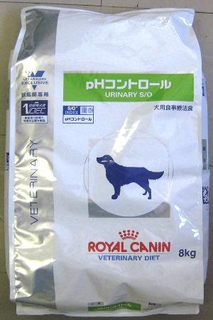 【療法食】ロイヤルカナン 犬用 phコントロール 8kg