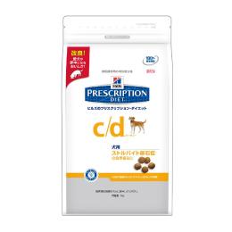 ヒルズ プリスクリプションダイエット 犬用 c/d 7.5kg
