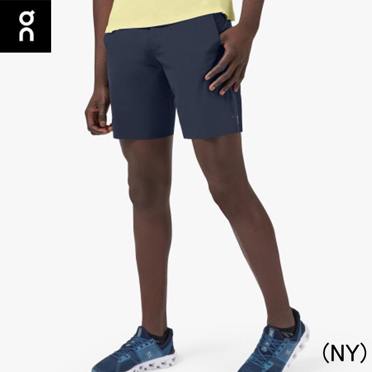 最安値 高級 オン On ランニングウェア メンズパンツ ジョギング マラソン スポーツ Hybrid 陸上 Shorts メンズ ショーツ ランニングパンツ 18500304 ランニング用品 男性