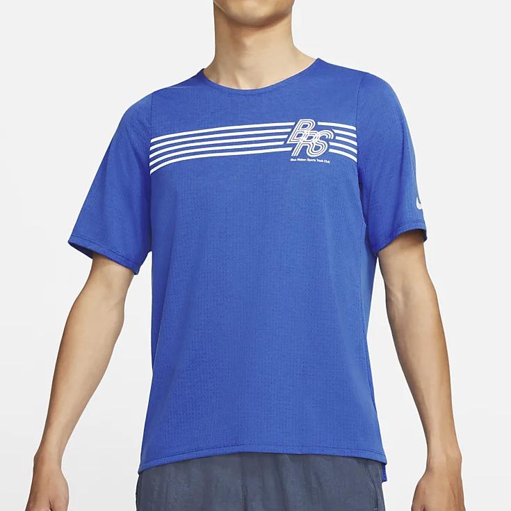ナイキ nike ランニングウェア メンズシャツ ジョギング マラソン スポーツ ライズ 365 メンズ 永遠の定番 dc9943-480 ランニング用品 正規激安 ランニングTシャツ 半袖 男性 BRS 陸上