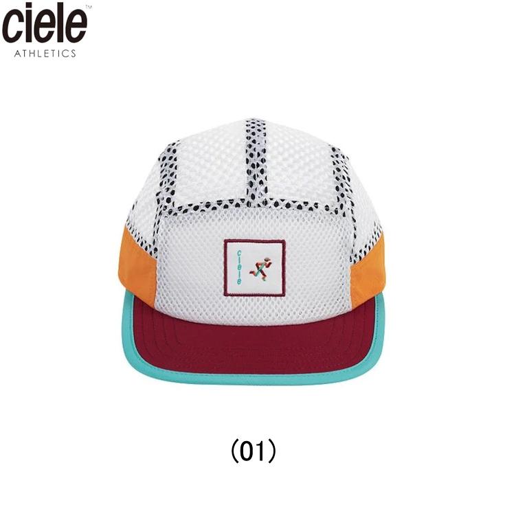 シエル CIELE ランニングアクセサリー キャップ 限定特価 ジョギング マラソン スポーツ GOCap M 売買 陸上 ランニング用品 Man ランニングアクセサリ 5041114-01 帽子 Quint Running