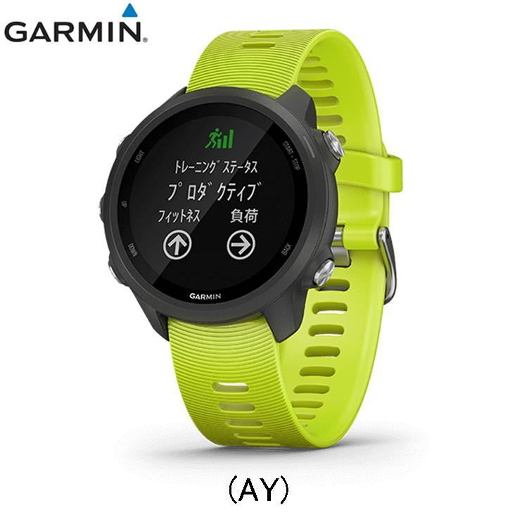 ガーミン Garmin ForeAthlete 245 フォアアスリート245 スマートウォッチ 腕時計 陸上・ランニング用品 0100212048
