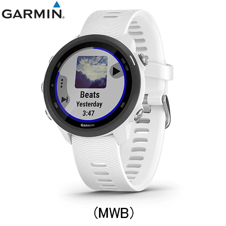 ガーミン Garmin ForeAthlete 245 Music フォアアスリート245 ミュージック スマートウォッチ 腕時計 陸上・ランニング用品 GPS 0100212071