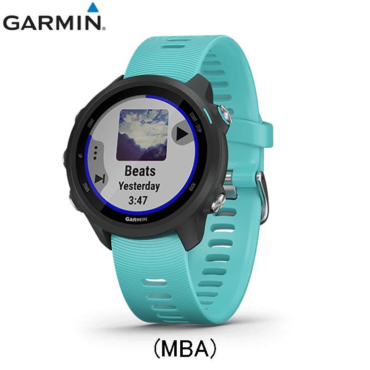 ガーミン Garmin ForeAthlete 245 Music フォアアスリート245 ミュージック 音楽 スマートウォッチ 腕時計 陸上 ランニング用品 GPS 0100212072