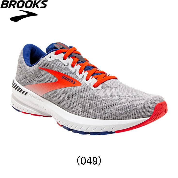 ブルックス BROOKS Ravenna11 ラベナ11 Dワイズ ランニングシューズ 靴 ランシュー メンズ 男性【1103301d-049】陸上・ランニング用品