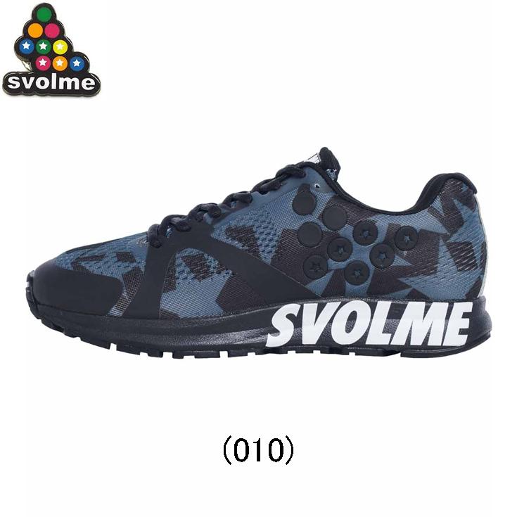 スボルメ Svolme STRELLAスター ランニングシューズ 靴 メンズ 男性 陸上・ランニング用品