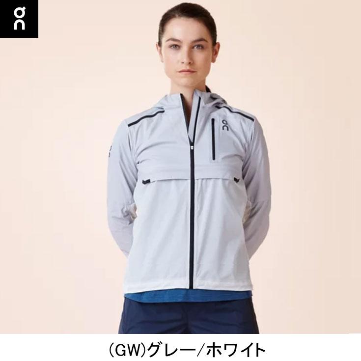 オン On Weather Jacket ィットネス ジャケット パーカー ウィメンズ/レディース/女性【2044102】 陸上・ランニング用品