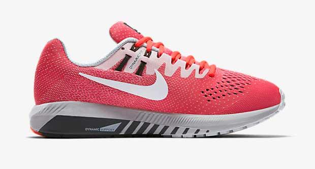 Nike Air Zoom Structure 20 Bredt Kabinett BETtj4F