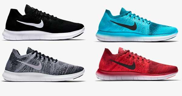 4f1a89e9da3923 YANO SPORTS  The Nike nike-free RN fly knit 2017 running shoes men ...